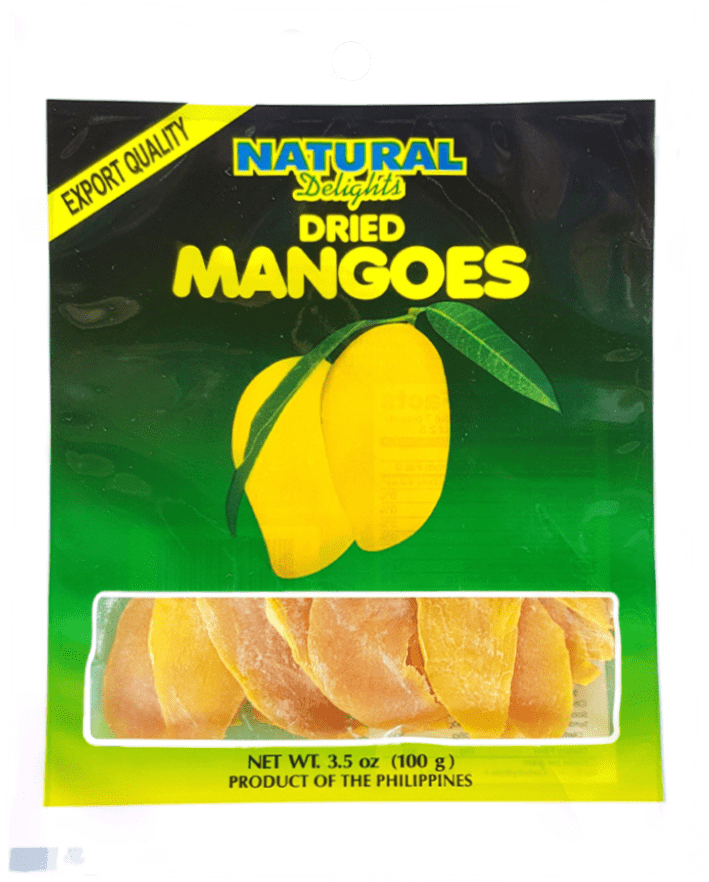 Natural Delights Dried Mango